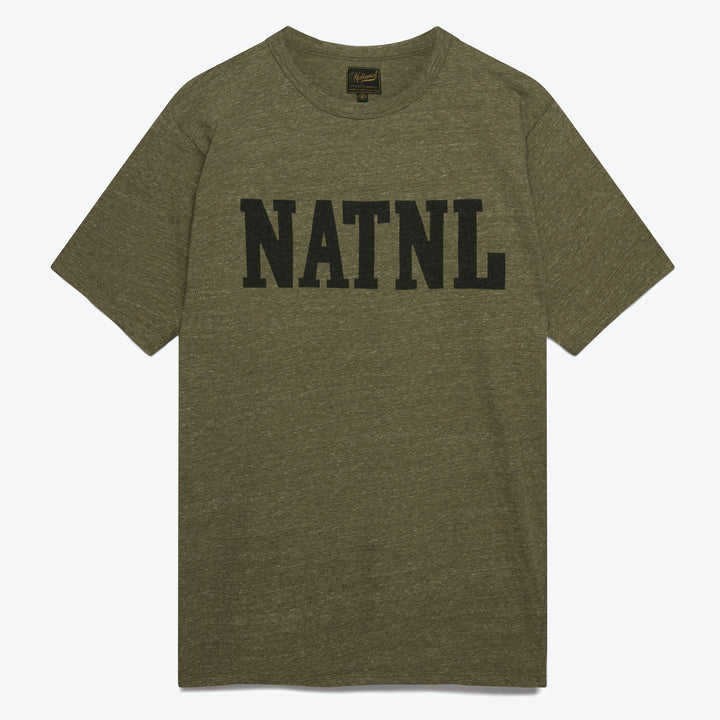 Athletic Natnl Tee - Sage