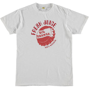 Fresh Juice Tee - White