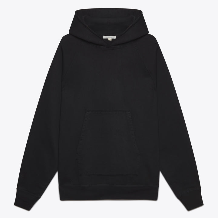 Super Weighted Hoodie - Black