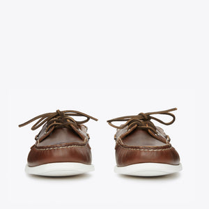 Downeast Boat Shoe - Brown