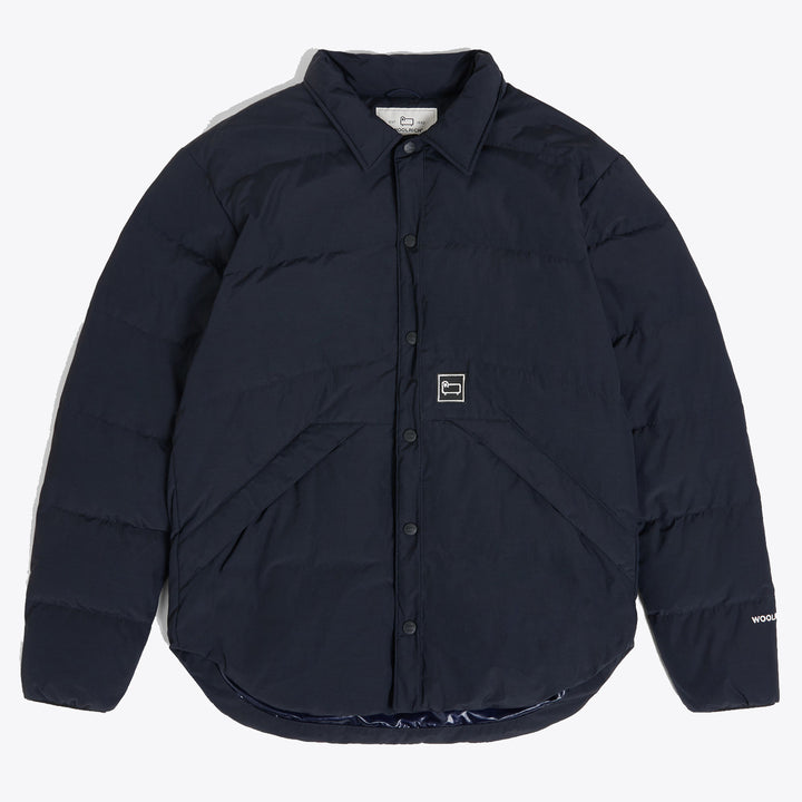 Greylock Down Shirt - Navy
