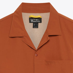 Kramer Shirt Jacket - Tan