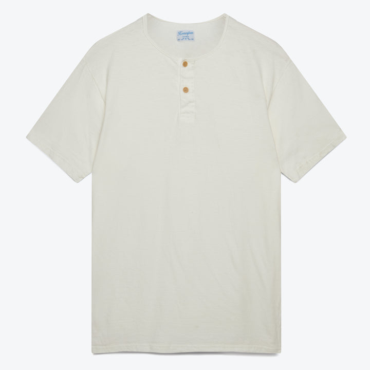 Great Plains Tee - White