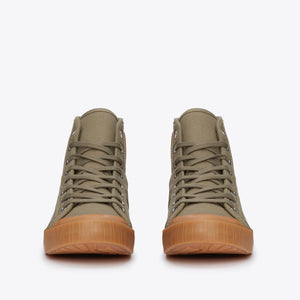 1892 National Treasure High Top - Olive / Gum