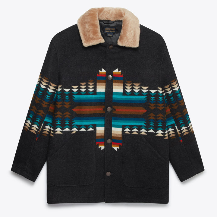 Brownsville Shearling Coat - Pathfinder