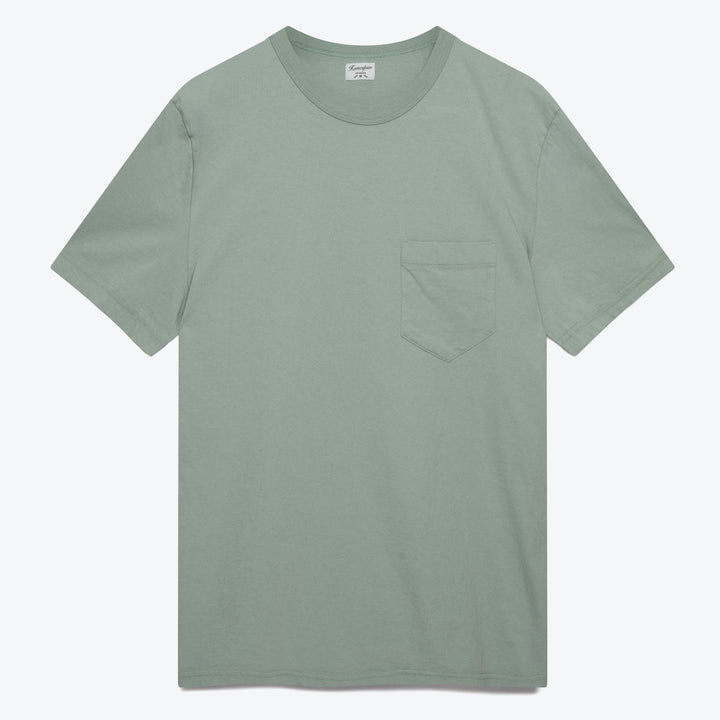 Dad's Pocket Tee - Pine Fade