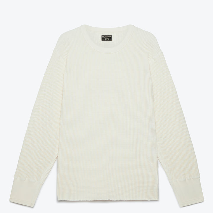 Crew Thermal - Antler White