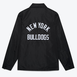 New York Bulldogs 1949 Coach Jacket