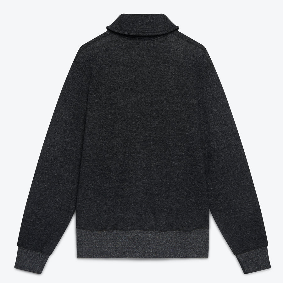 Shawl Pullover - Black