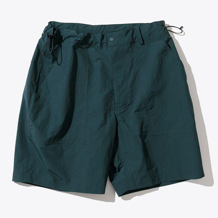 7inch Shorts - Blue Green