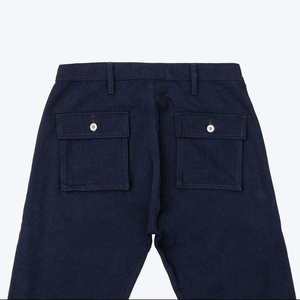 3Sixteen Cinch Fatigue Pant - Indigo/Indigo 5x5 Denim