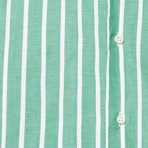 Awning Stripe Camp Shirt