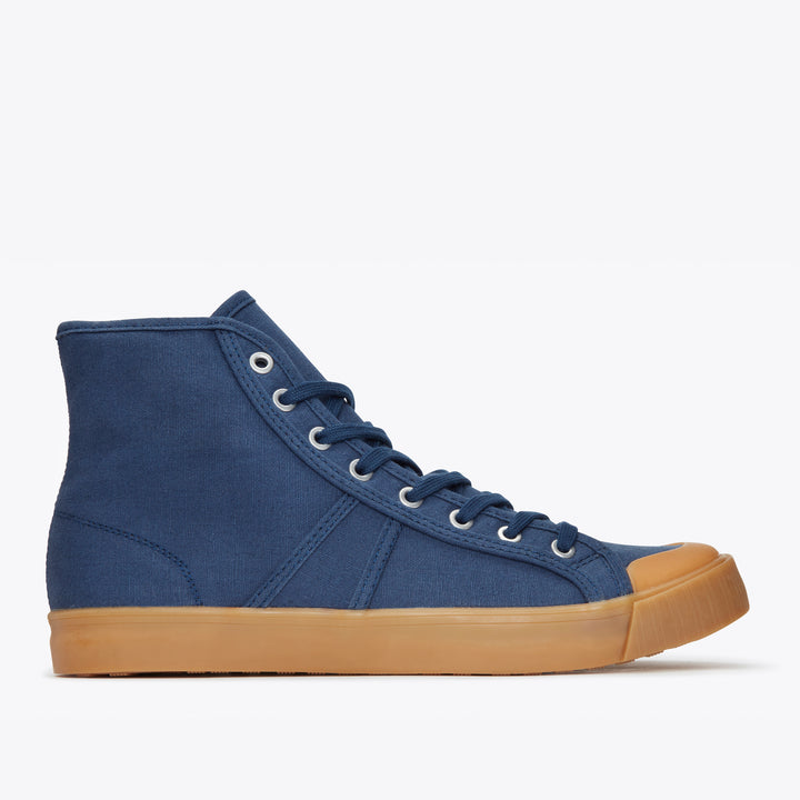 1892 National Treasure High Top - Navy / Gum