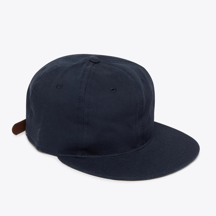 Navy Cotton Ballcap