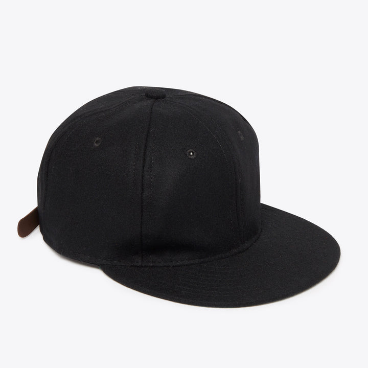 Unlettered Ballcap - Black