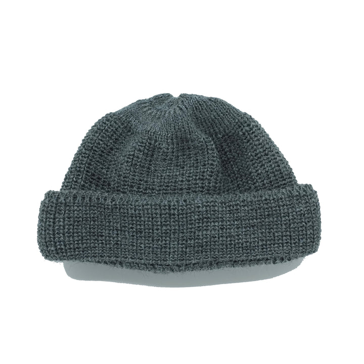Deck Hat - Battleship Grey