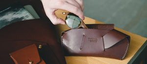 Sunglass Case - Black