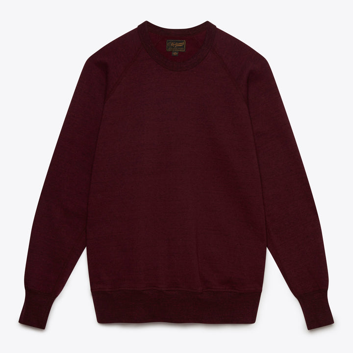 Raglan Warm Up - Wine