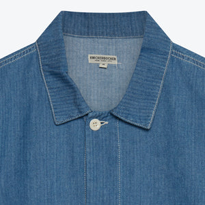 Chore Shirt - Stonewash Fisher Stripe