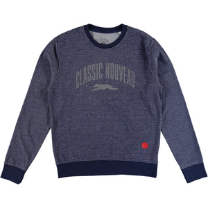 Recurve Sweat - Navy