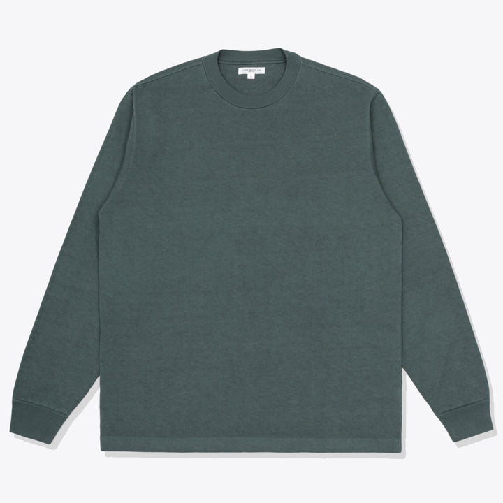 L/S Rugby T-Shirt - Ink Green