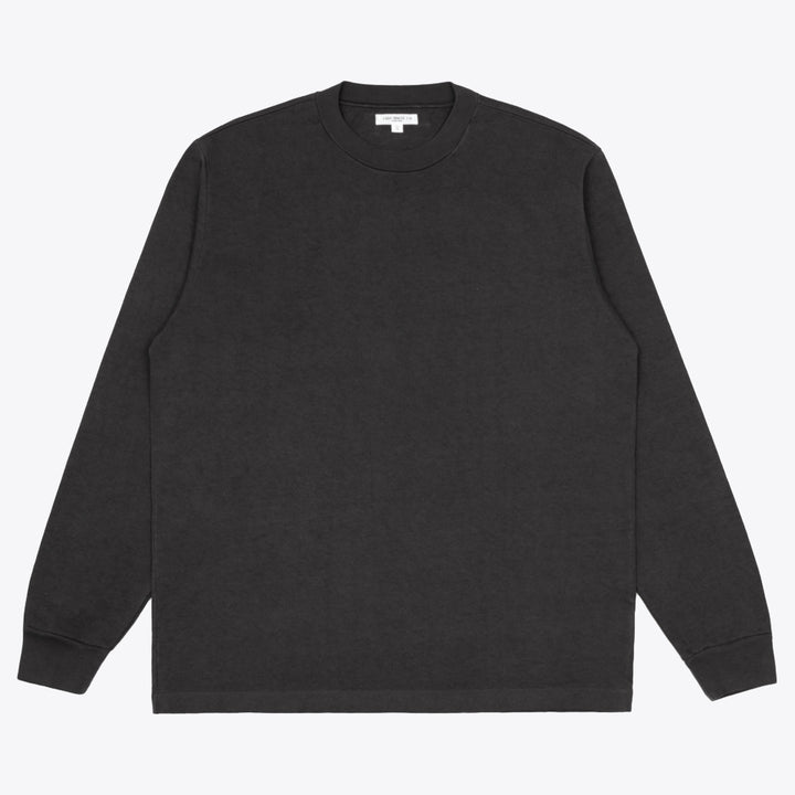 L/S Rugby T-Shirt - Tire Black