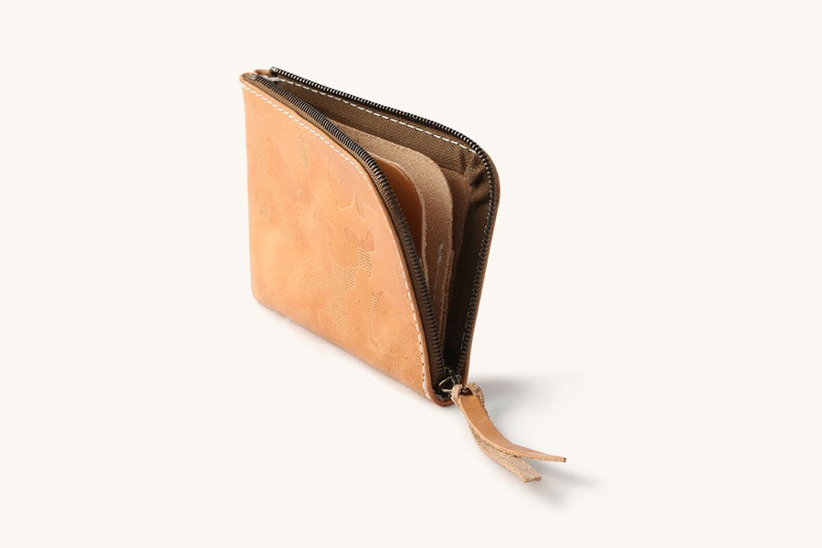 Universal Zip Wallet - M81 Gold