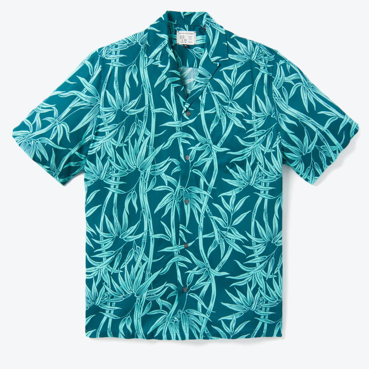 Kuhio Camp Shirt - Dragonfly