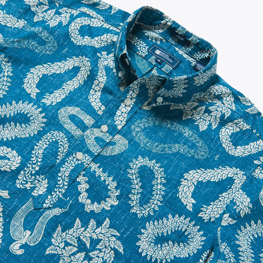 Lei'd Back Pullover - Deep Dive
