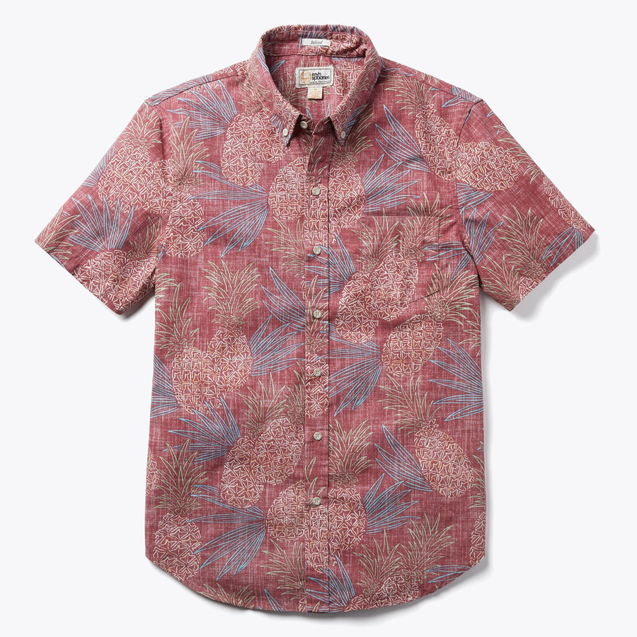 Hawaii Gold Tailored - Earth Red