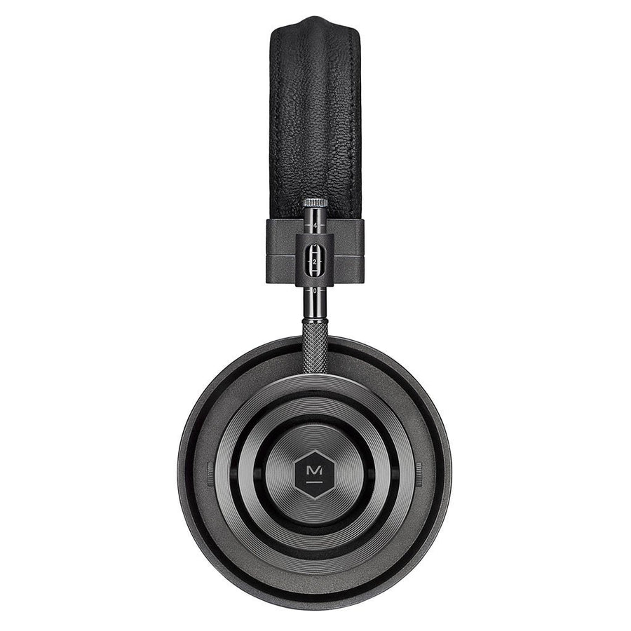 Master & Dynamic - MH30 Wireless On-Ear Headphones - Black/Gunmetal