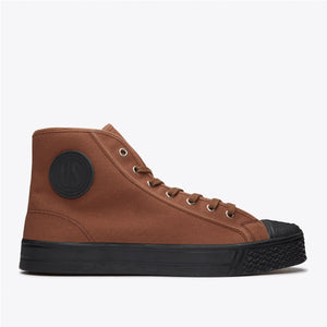 Military High Top - Brown