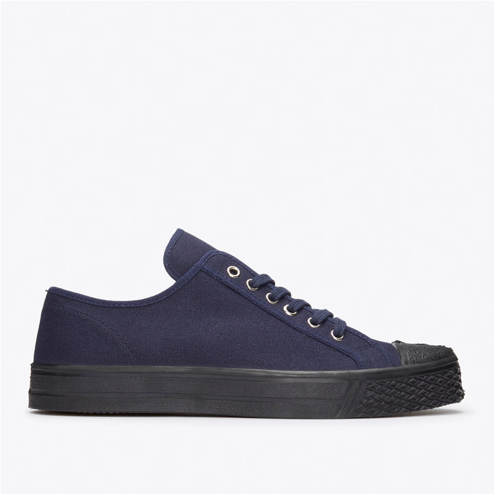 Military Low Top - Navy