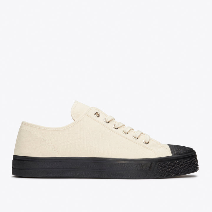 Military Low Top - Off White