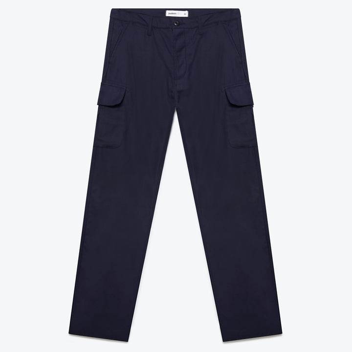 3Sixteen Cargo Pant - Navy Back Satin