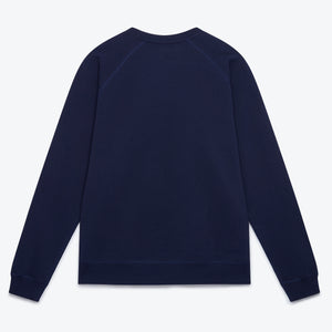 Raglan Crewneck - Midnight