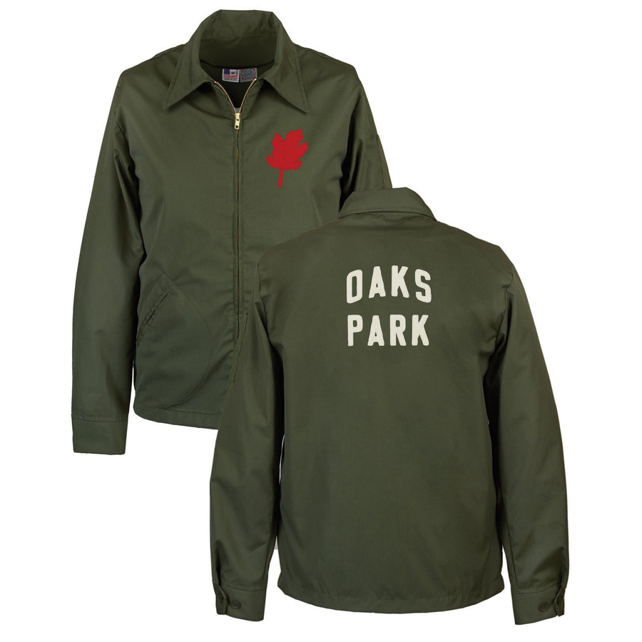 Ebbets Field Flannels - Oakland Oaks Grounds Crew Jacket