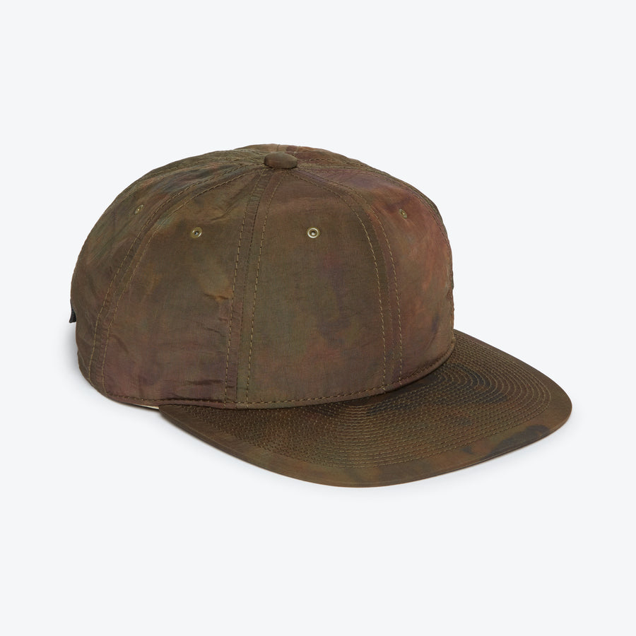 Poten Chu Zome Cap - Olive - The Great Divide