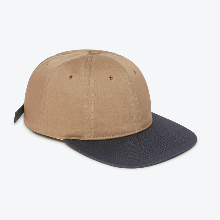 Poten Chino Cap - Beige / Black - The Great Divide