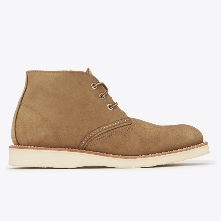 Work Chukka 3149 - Olive Mohave