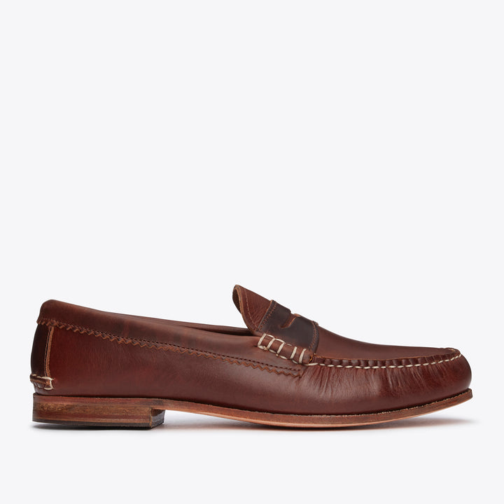True Pennyloafer - Chromexcel Brown