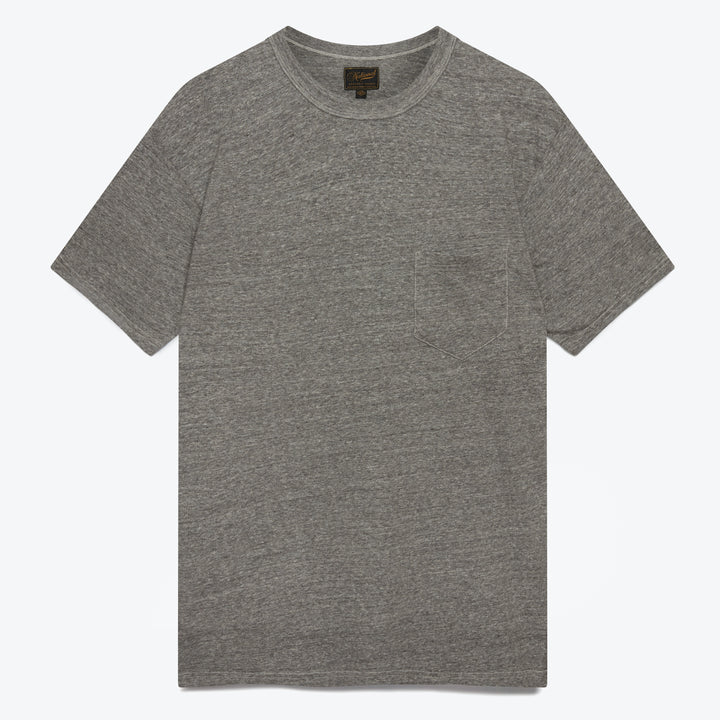 Pocket Tee - Sport Grey