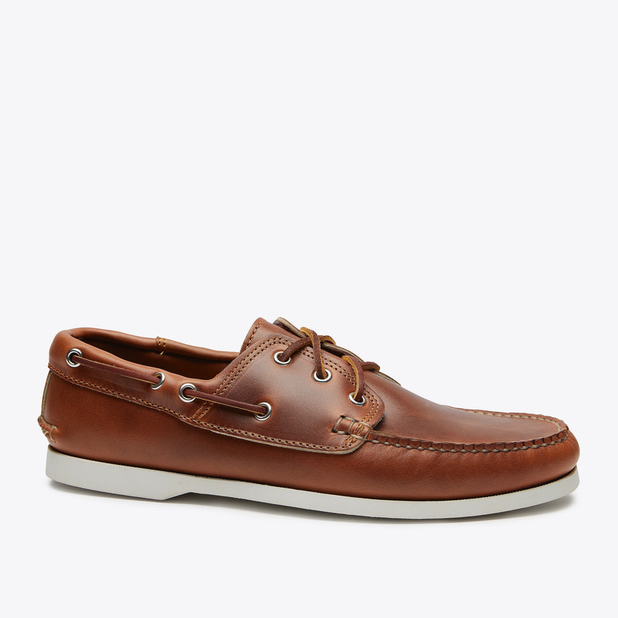 Classic Boat Shoe - Cavalier Whiskey