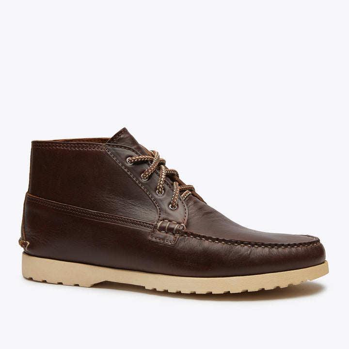 Quoddy Telos Chukka - Chromexcel Brown - The Great Divide