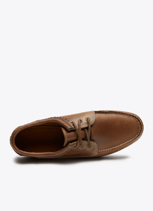 Quoddy Blucher - Chromexcel Natural - The Great Divide