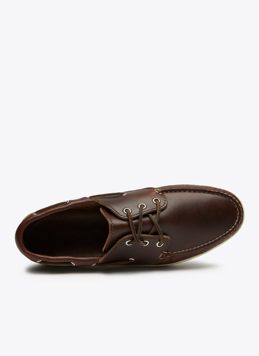 Classic Boat Shoe - Chromexcel Brown