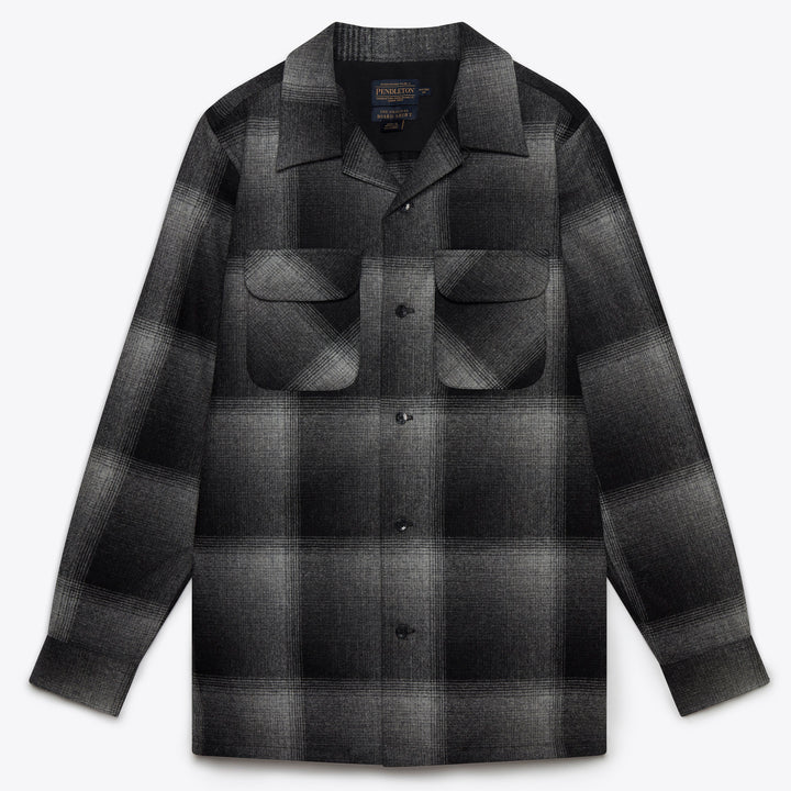 Board Shirt - Charcoal Ombre