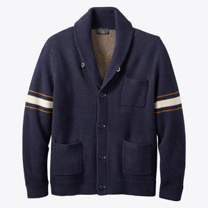 Archive Cardigan - Blue