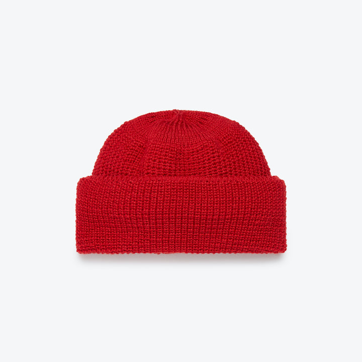 Heimat Textil Mechanics Hat - Safety Red - The Great Divide