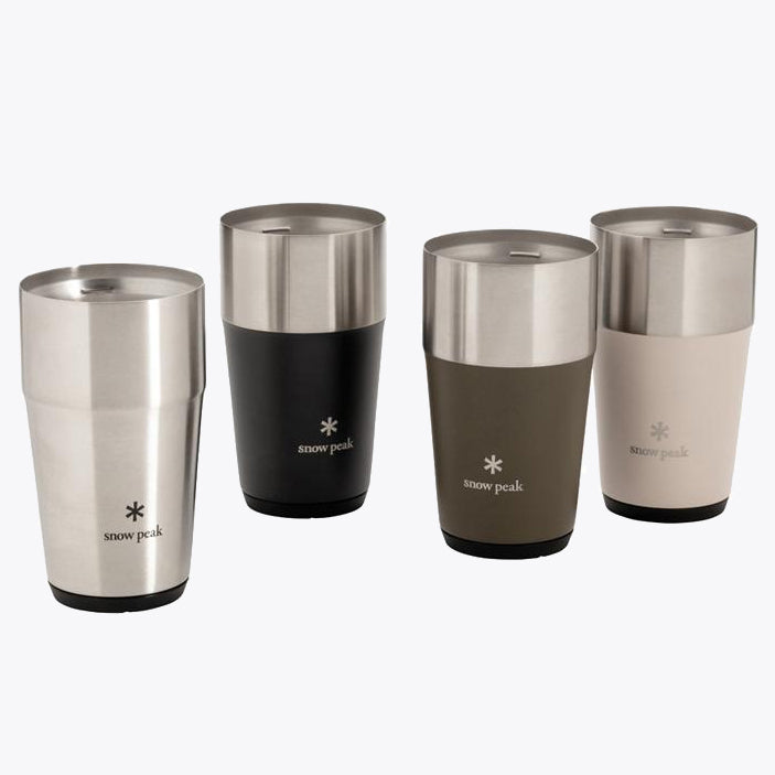 Vacume Beer Tumbler 16oz Assort set